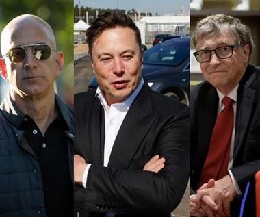 Bogaci są coraz bogatsi. Miliarderzy zarabiają na pandemii