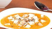Bogactwo witamin w dyniowej zupie krem z tofu