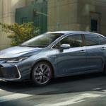 Bogate wyposażenie i luksusowe wnętrze, czyli Toyota Corolla Sedan
