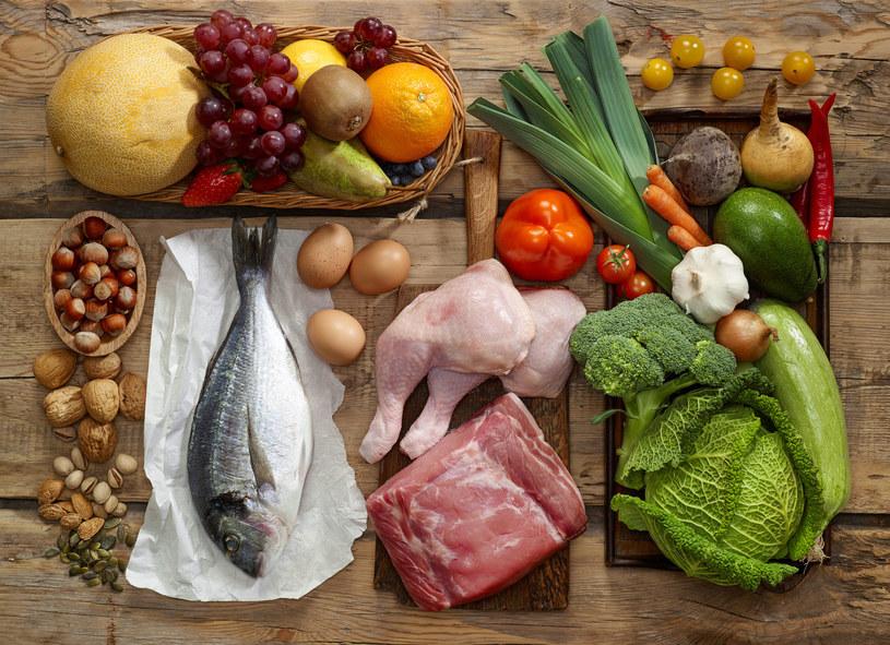 Bogatym źródłem jodu są ryby morskie /123RF/PICSEL