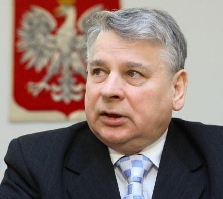 Bogdan Borusewicz, fot. P. Bławicki /Agencja SE/East News