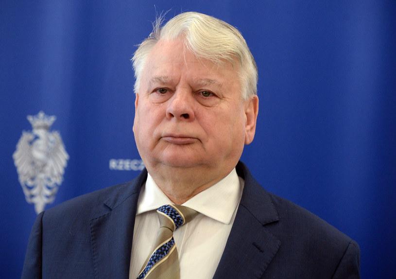 Bogdan Borusewicz: Jacka Kurskiego znam od wielu lat i wiem, że standardami się nie przejmuje /Jan Bielecki /East News