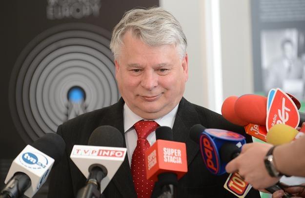 Bogdan Borusewicz, marszałek Senatu RP /PAP