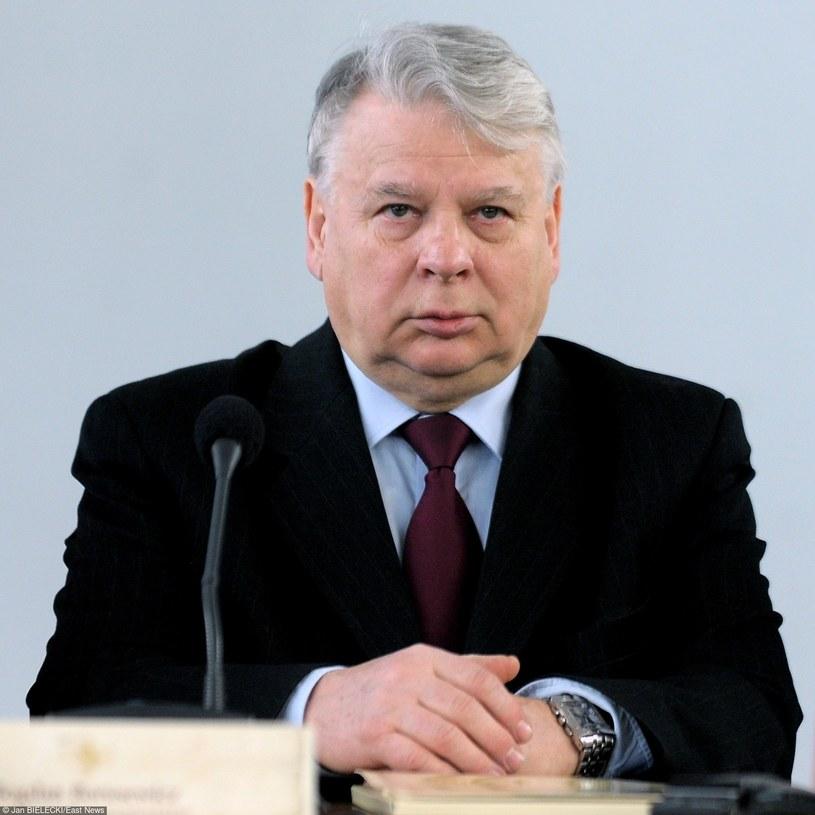 Bogdan Borusewicz /Jan Bielecki /East News