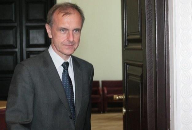 Bogdan Klich, fot. Jacek Waszkiewicz /Reporter