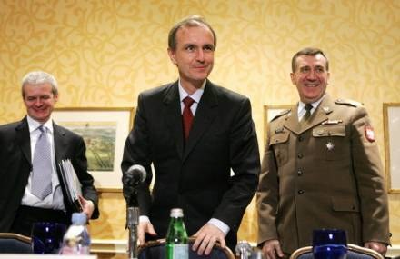 Bogdan Klich /AFP