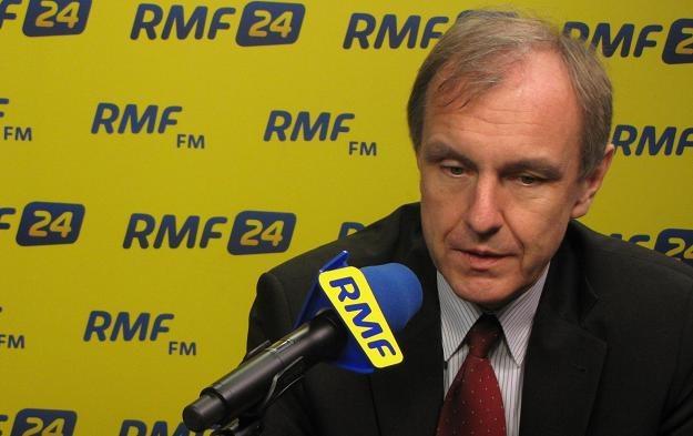 Bogdan Klich /RMF