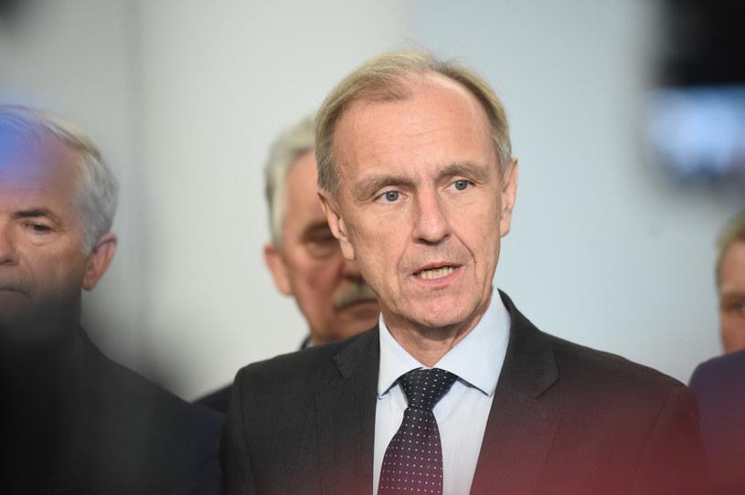 Bogdan Klich /Zbyszek Kaczmarek /Reporter