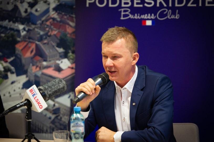 Bogdan Kłys /Krzysztof Dzierżawa /Newspix