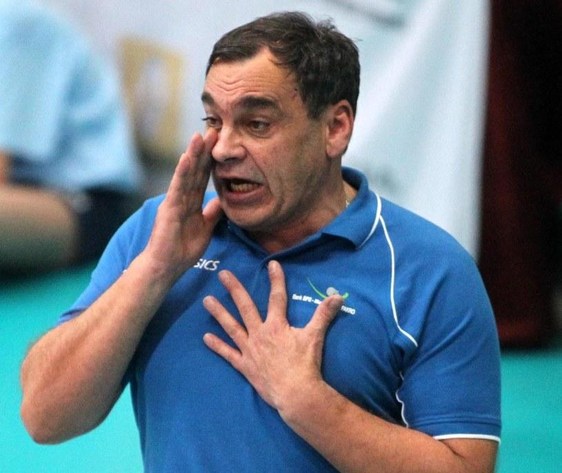 Bogdan Serwiński /fot. Grzegorz Momot /PAP