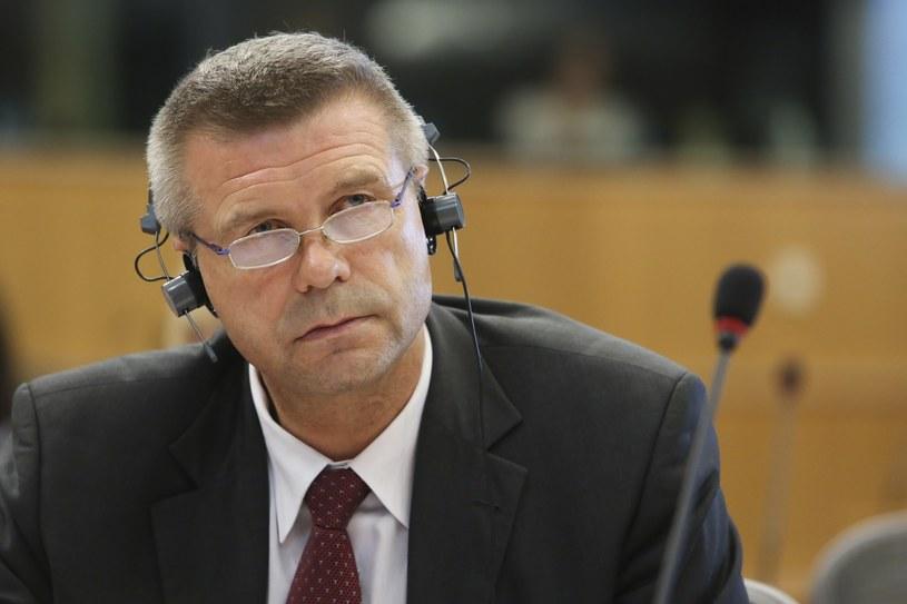 Bogdan Wenta w PE /East News