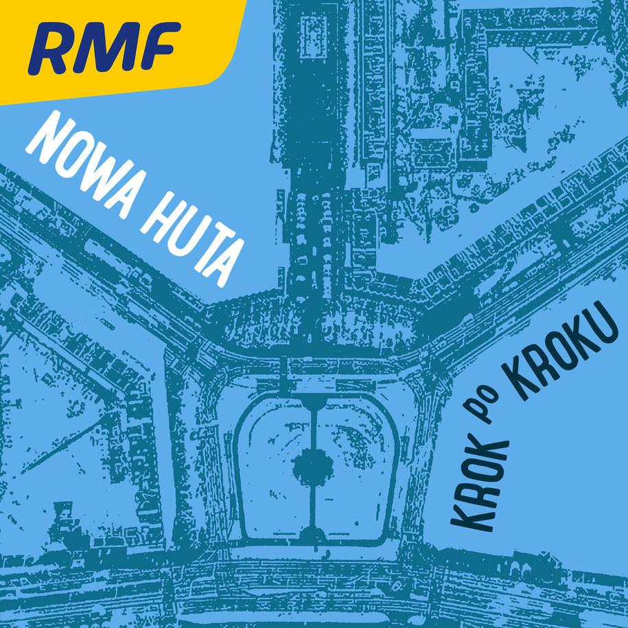 Bogdan Zalewski zaprasza na wyjątkową wyprawę po Nowej Hucie /RMF FM