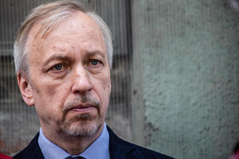 Bogdan Zdrojewski był gościem Popołudniowej rozmowy w RMF FM /Krzysztof Kaniewski/REPORTER /Reporter
