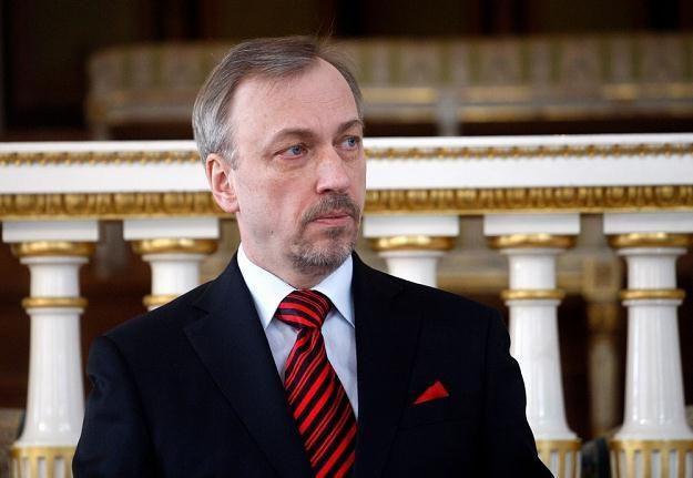 Bogdan Zdrojewski / fot. A. Guz /Reporter