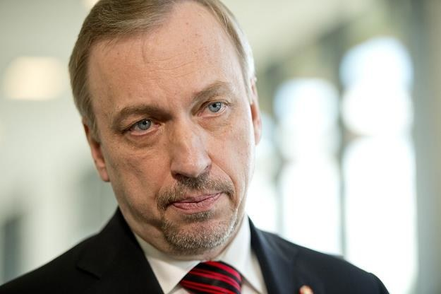 Bogdan Zdrojewski, minister kultury RP. Fot. Piotr Tracz /Reporter