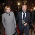 Bogdan Zdrojewski z żoną Barbarą