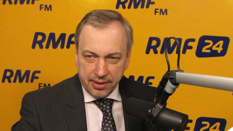 Bogdan Zdrojewski /RMF