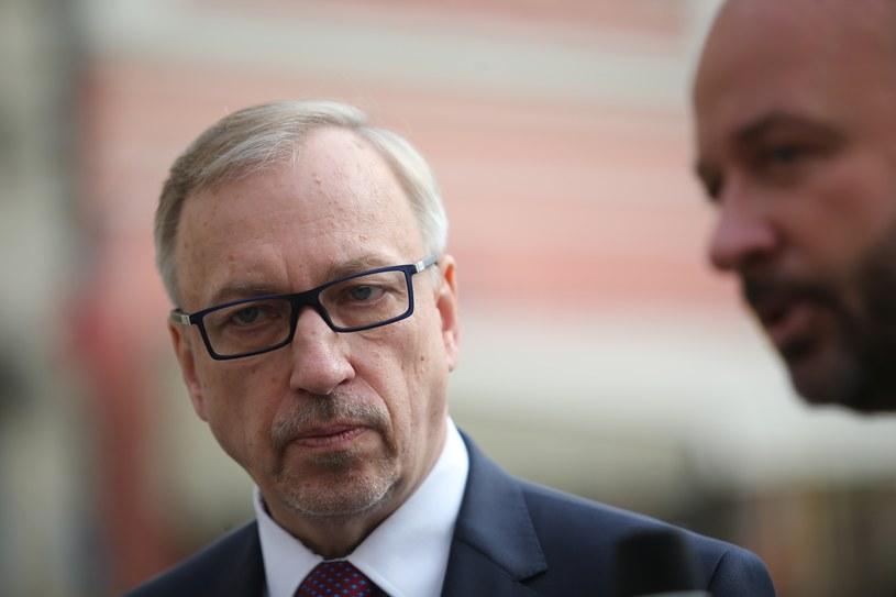 Bogdan Zdrojewski /Tomasz Holod/Polska Press /East News