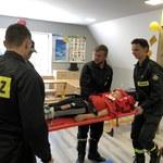 Bogdanówka: Strażacy szkolili mieszkańców  z pierwszej pomocy
