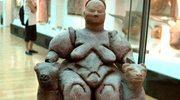 Bogini pierwszych ludzi