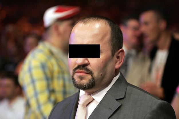 Bogusław B., b. szef Art-B. Fot. Grzegorz Celejewski /AGENCJA GAZETA