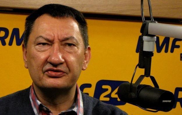 Bogusław Grabowski, członek Rady Gospodarczej przy premierze, fot. Olga Wasilewska /RMF