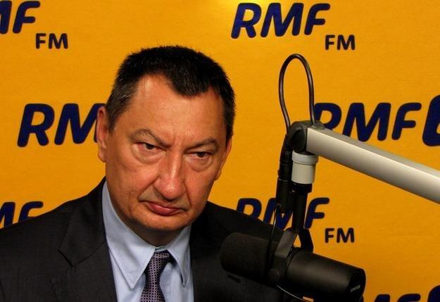 Bogusław Grabowski, ekonomista, fot. Olga Wasilewska /RMF