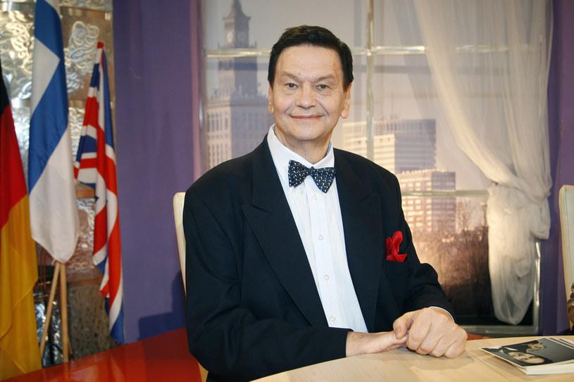 Bogusław Kaczyński, 2007 rok /Kurnikowski /AKPA