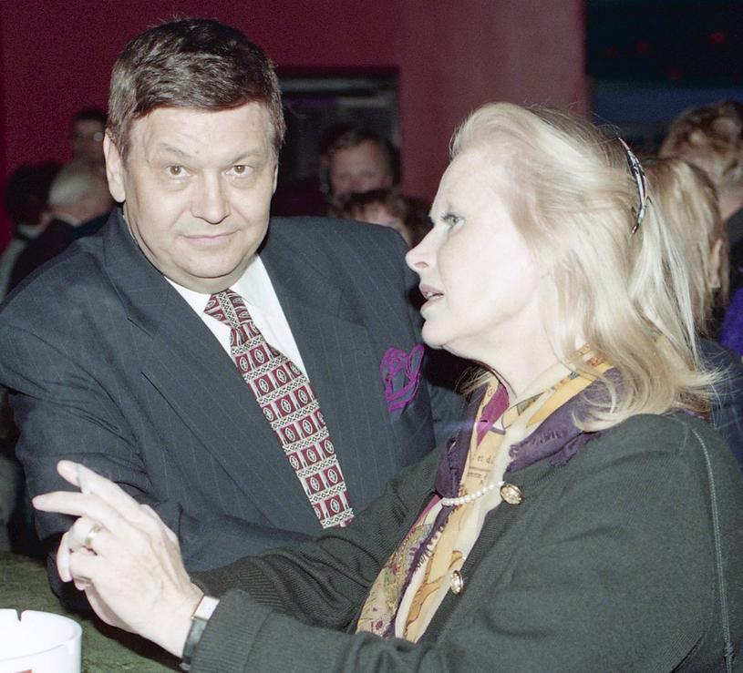 Bogusław Kaczyński, lata 90. /Zenon Zyburtowicz /East News