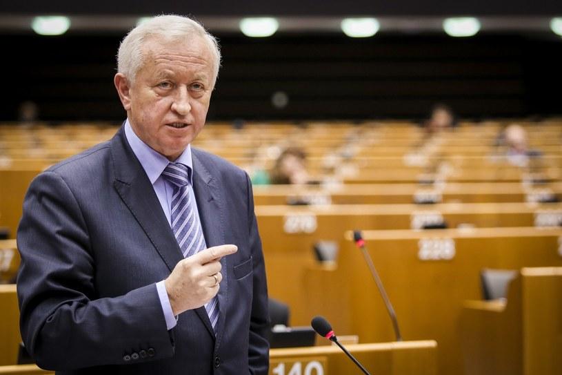 Bogusław Liberadzki /Pablo GARRIGOS /East News