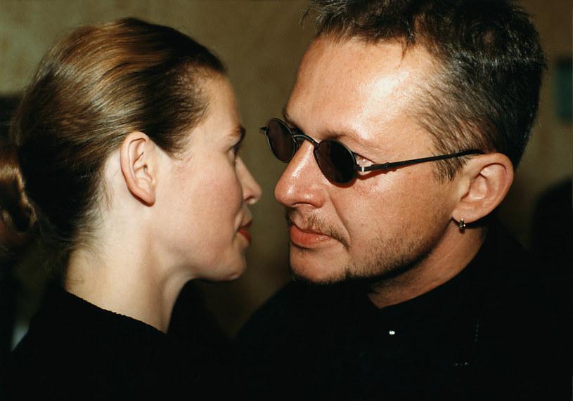 Bogusław Linda i Lidia Popiel /Żyburtowicz /AKPA