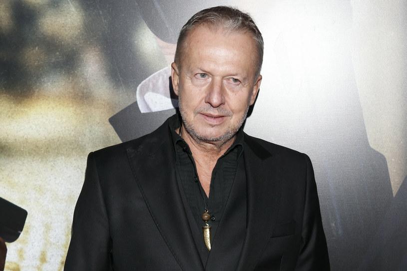 Bogusław Linda jest jednym z najbardziej znanych współczesnych polskich aktorów /Adam Jankowski /Reporter