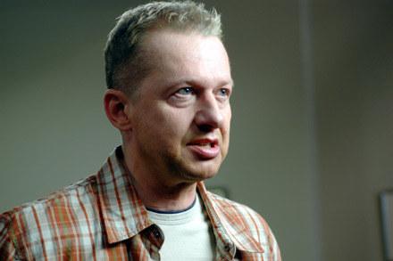 Bogusław Linda na planie serialu/fot. Marek Ulatowski /MWMedia