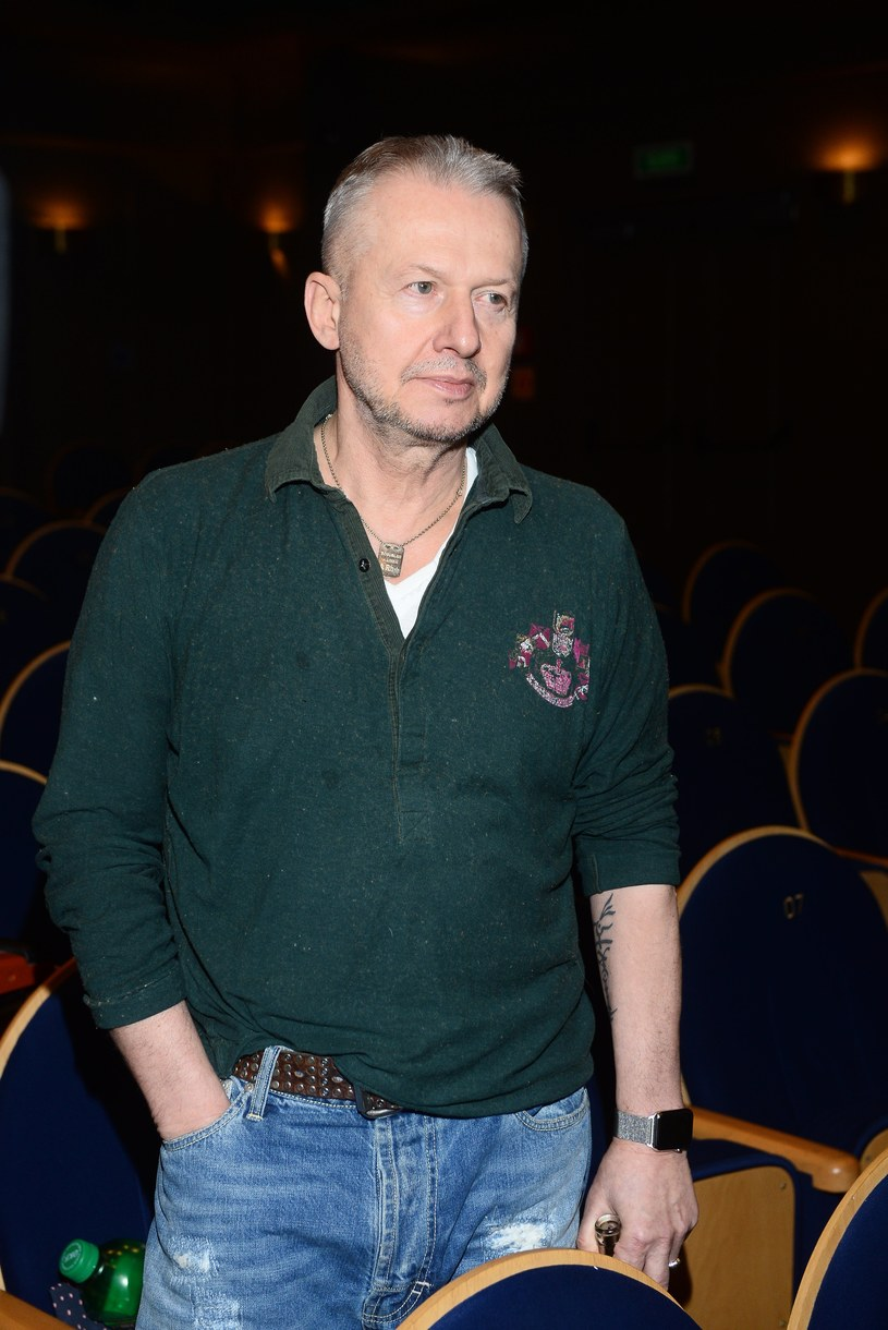 Bogusław Linda /Jarosław Antoniak /MWMedia