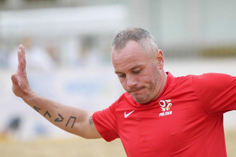 Bogusław Saganowski /Krzysztof Rzewnicki /Reporter