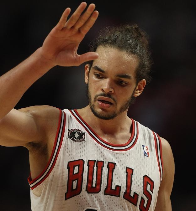 Bohater Chicago Bulls - Joakim Noah /AFP