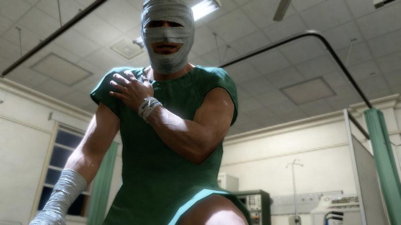 Bohater gry Metal Gear Solid V: Phantom Pain /materiały źródłowe