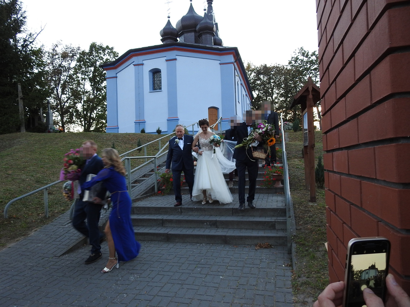 """Bohater """"Rolnik szuka żony 4"""", Mikolaj, ożenił się z Martą /East News"""