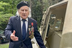 Bohater spod Monte Cassino z awansem