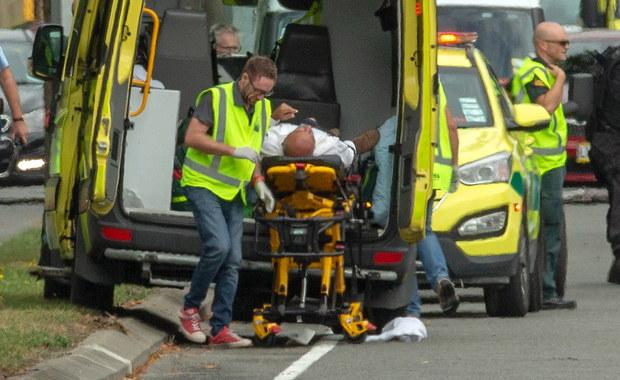 Bohater z Christchurch. Rozbroił terrorystę i zmusił go do ucieczki