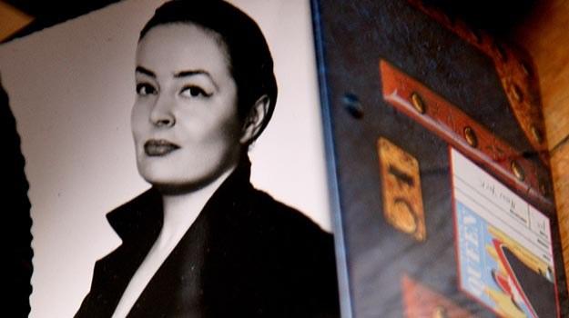Bohaterką dokumentu Marii Zmarz-Koczanowicz jest piosenkarka i aktorka Wiera Gran /materiały prasowe
