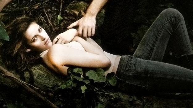 """Bohaterka Kristen Stewart zajdzie w pierwszej części """"Przed świtem"""" w ciążę /materiały prasowe"""