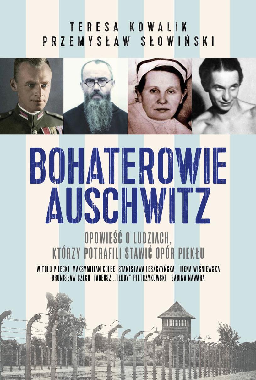 Bohaterowie Auschwitz, Teresa Kowalik i Przemysław Słowiński /INTERIA/materiały prasowe