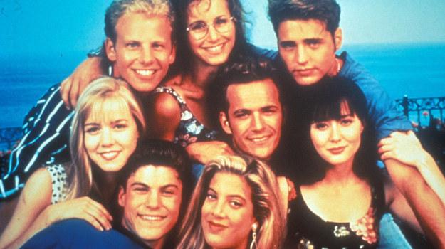"""Bohaterowie """"Beverly Hills, 90210"""" zagoszczą w naszych domach ponownie! /materiały prasowe"""