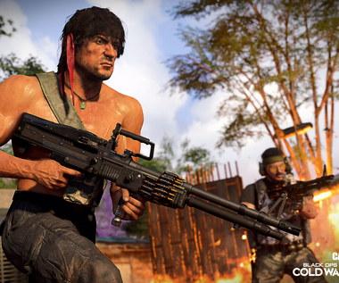 Bohaterowie Call of Duty, Rambo i Szklanej Pułapki połączeni w epickim wydarzeniu