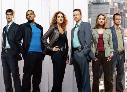 """Bohaterowie serialu """"CSI: Kryminalne zagadki Nowego Jorku"""" /materiały prasowe"""