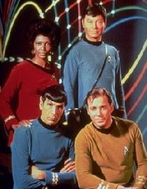 """Bohaterowie serialu """"Star Trek"""" /"""