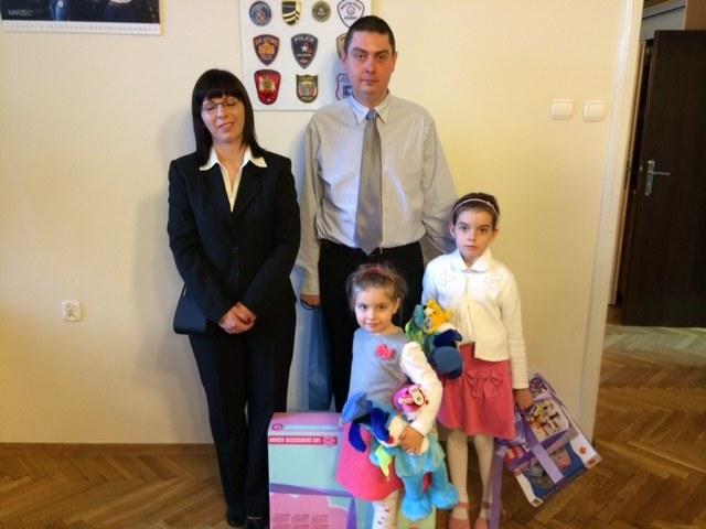 Bohaterska rodzina /Anna Kropaczek /RMF FM