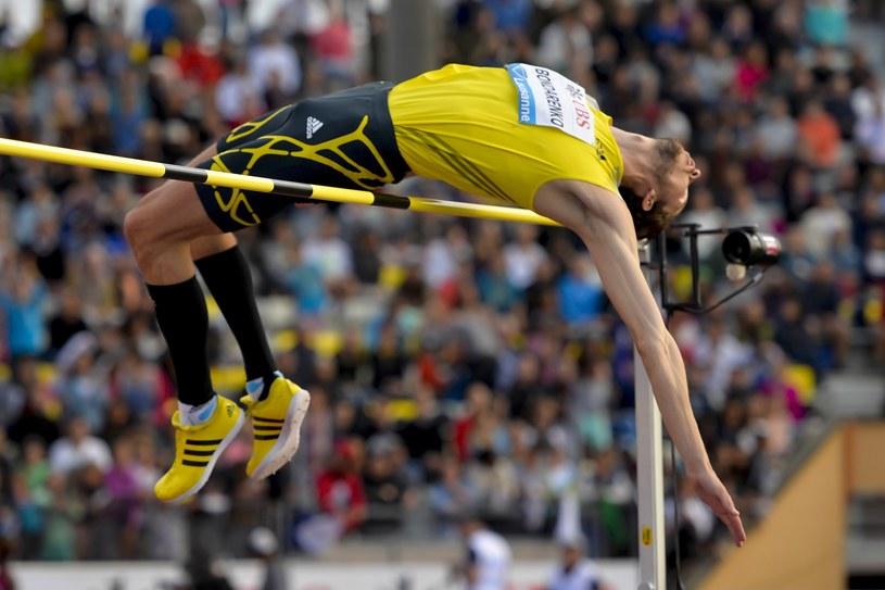 Bohdan Bondarenko uzyskał świetny wynik w Lozannie /AFP