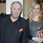 Bohdan Łazuka bardzo tęskni za córką. Wyjechała za granicę